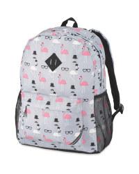 Avenue Flamingo Backpack