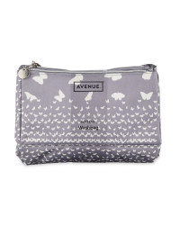Avenue Fold Out Butterfly Wash Bag
