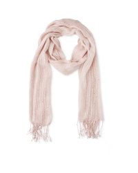 Avenue Ladies' Occasion Scarf - Dusky Pink