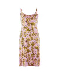 Avenue Ladies' Palm Print Dress