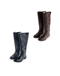 Avenue Ladies Knee High Boots
