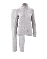 Avenue Ladies' Grey Loungewear Set