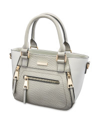 Avenue Ladies' Mini Tote Bag - Grey