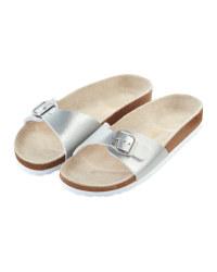 Avenue Ladies Single Strap Sandals