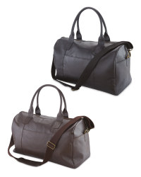 Avenue Leather Holdall