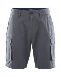 Avenue Men's Cargo Short - Grey