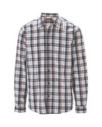 Avenue Men's Casual Twill Shirt