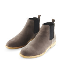 Avenue Men's Chelsea Boots - Grey