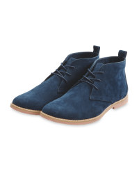 Avenue Men's Desert Boots - Navy