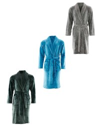 Avenue Men's Dressing Gown