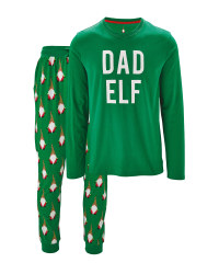 Avenue Men's Elf Pyjamas