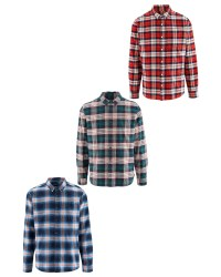 Avenue Men's Flannel Check Shirt
