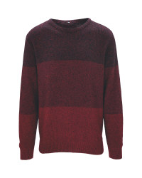 Avenue Men's Red Jumper