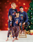 Avenue Men's Novelty Family Pyjamas