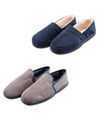 Avenue Men's Slippers