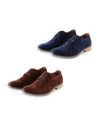 Avenue Men's Suedette Shoes