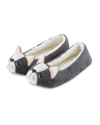 Avenue Plush Novelty Slippers