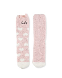 Avenue Popcorn Lounge Socks 2 Pack