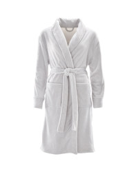 Avenue Silver Ladies Dressing Gown