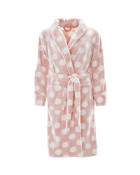 Avenue Spot Ladies Dressing Gown