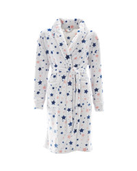 Avenue Star Ladies Dressing Gown
