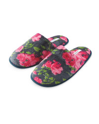 Avenue Supersoft Flower Slippers