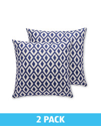 Aztec Garden Cushion 2 Pack