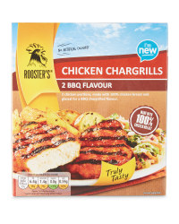 BBQ Chicken Chargrills