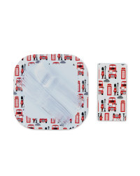 BBQ Tableware Pack in British Design