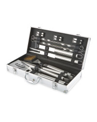 BBQ Tools Gift Set 15 Pieces