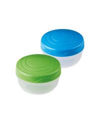 Blue/Green Portion Pods 2 Pack