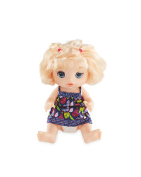 Baby Alive Blonde Doll