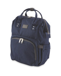 Mamia Baby Changing Backpack - Blue