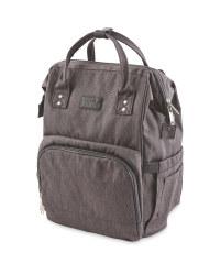 Mamia Baby Changing Backpack - Grey