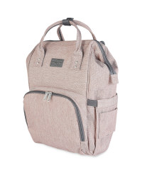 Mamia Baby Change Backpack - Rose