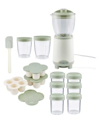Ambiano Baby Food Nutrient Blender