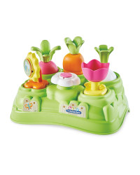 Clementoni Baby Colourful Garden Toy