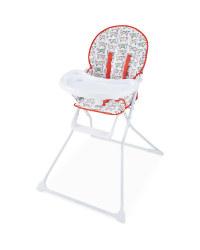 Mamia Dog Baby Highchair