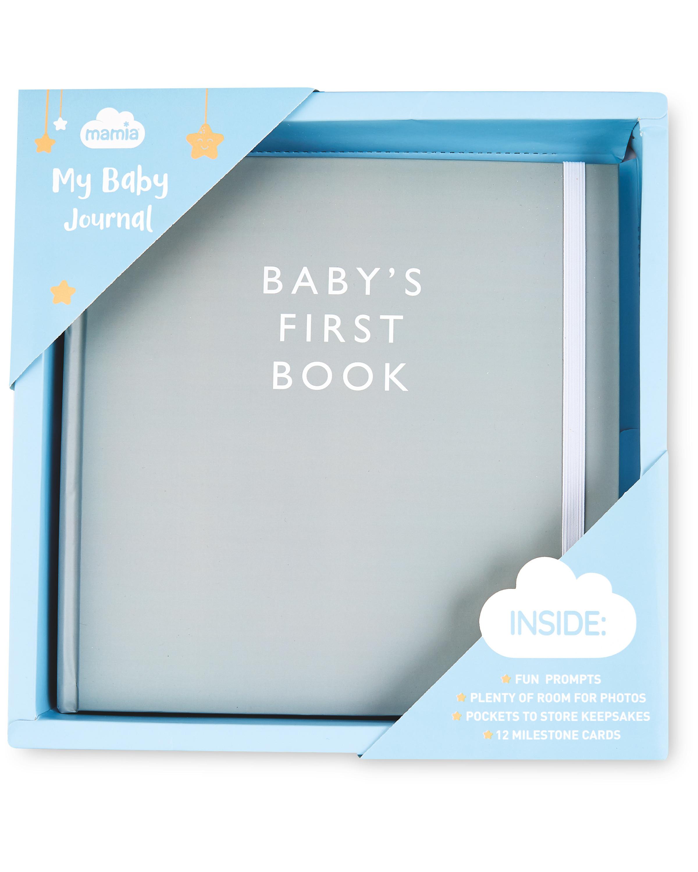 Mamia Baby Journal
