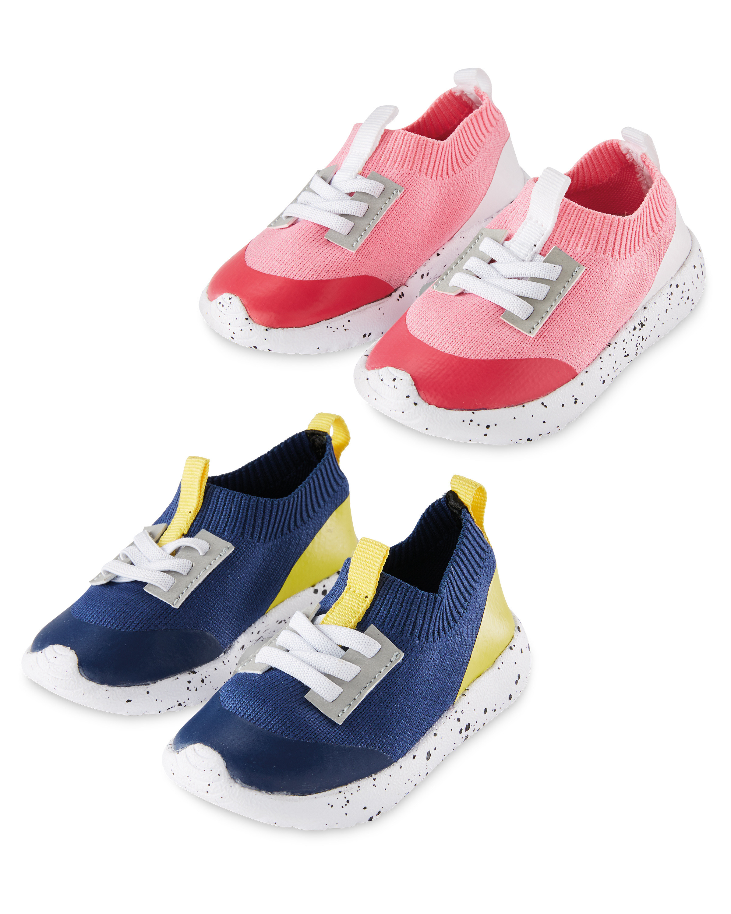 928b1fc7616be Lily & Dan Baby/Toddler Trainers - ALDI UK