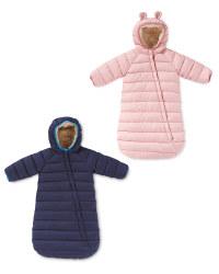 Baby Winter Overall Muff