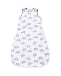 Elephant Baby Sleep Bag 2.5 Tog
