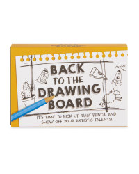 Back To The Drawing Board Game