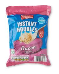 Bacon Instant Noodles
