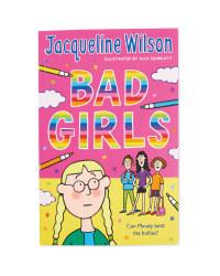 Bad Girls Children's Book