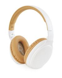 Balco Bluetooth Headphones - White