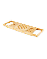 Bamboo Adjustable Bath Tray