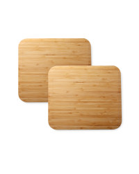 Bamboo Placemats 2-Pack