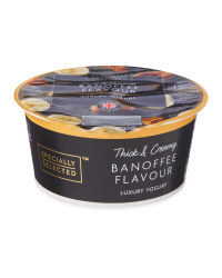 Banoffee Yogurt
