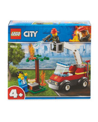 Barbecue Burn Out Lego Set